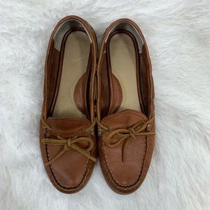 Frye Leather Boat Dock Shoes 8.5
